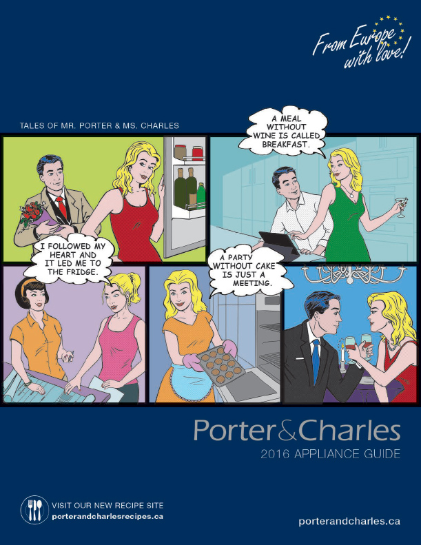 Porter & Charles Appliance Guide